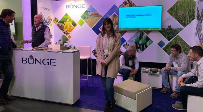Bunge llevó su biblioteca virtual sobre nutrición de suelos al Congreso Aapresid