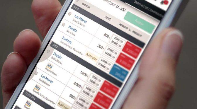 La primera plataforma de comercialización de granos online tiene un nuevo canal de financiamiento