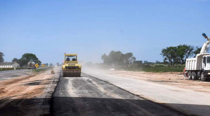 Prometen construir autopistas en la Ruta 7 para Buenos Aires, Santa Fe, Córdoba y Mendoza