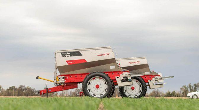 La firma argentina que reafirmó su liderazgo en el mercado de fertilizadoras en el país
