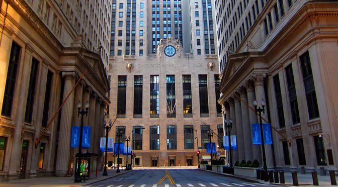 Llegó Papá Noel a Chicago: la soja y el maíz cerraron con el mejor precio desde 2014