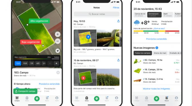 Calcular el índice de vegetación con cualquier tipo de clima ya es posible: una app lo trajo a la Argentina
