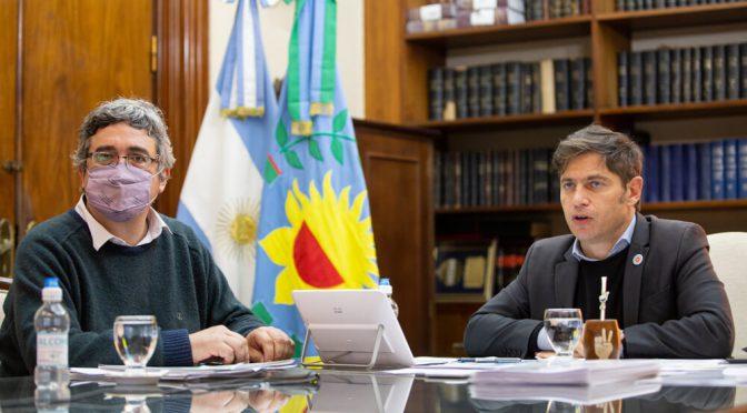 Otros 25 municipios bonaerenses mejorarán sus caminos rurales