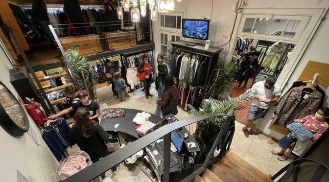 El regreso de las ferias de ropa y las plataformas de venta on line