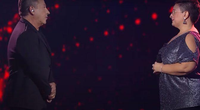 """La Voz. La emoción de Ricardo Montaner con una participante: """"Gracias por quererme"""""""