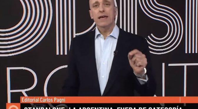 Standalone, la Argentina fuera de categoría